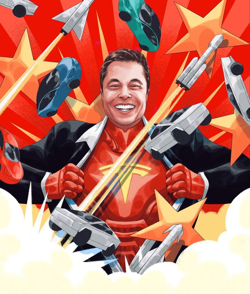 Elon Musk duoc gioi tre Trung Quoc nguong mo anh 2