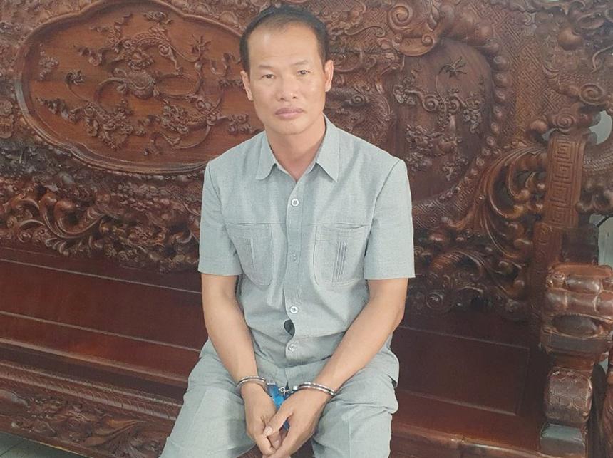 Bat trum xa hoi den Nguyen Chu Dam anh 1