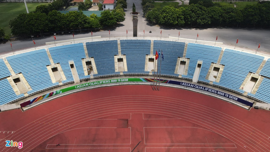 San van dong My Dinh vong loai worldcup anh 2