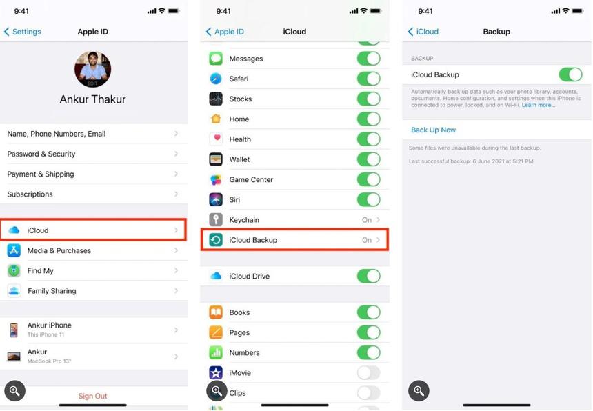 Can chuan bi gi de cap nhat iOS 15? anh 2