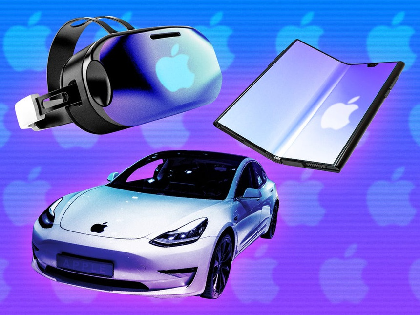 Apple, AR, VR, thuc te ao, kinh thuc te ao anh 2