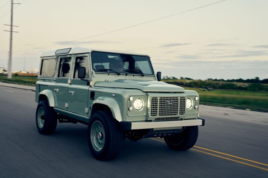 Land Rover, Defender, Himalaya anh 2