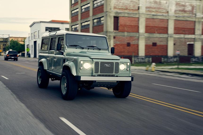 Land Rover, Defender, Himalaya anh 1