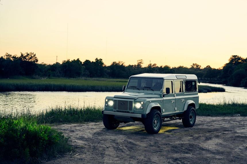Land Rover, Defender, Himalaya anh 12