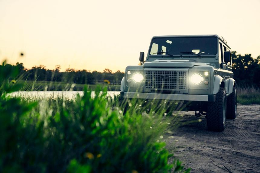 Land Rover, Defender, Himalaya anh 5