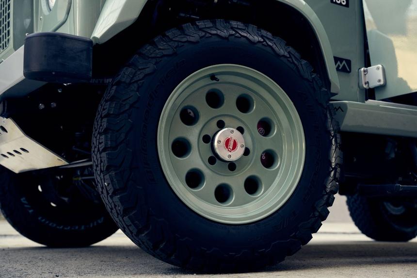 Land Rover, Defender, Himalaya anh 3