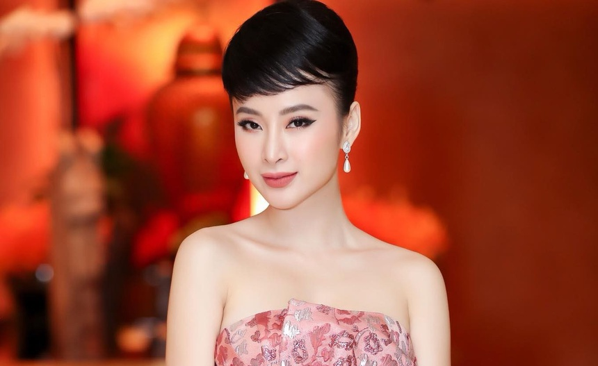 Angela Phuong Trinh dua tin giun dat anh 1