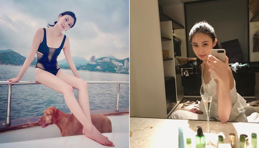 Cuoc song cua Hoa hau Hong Kong bi tuoc vuong mien anh 1