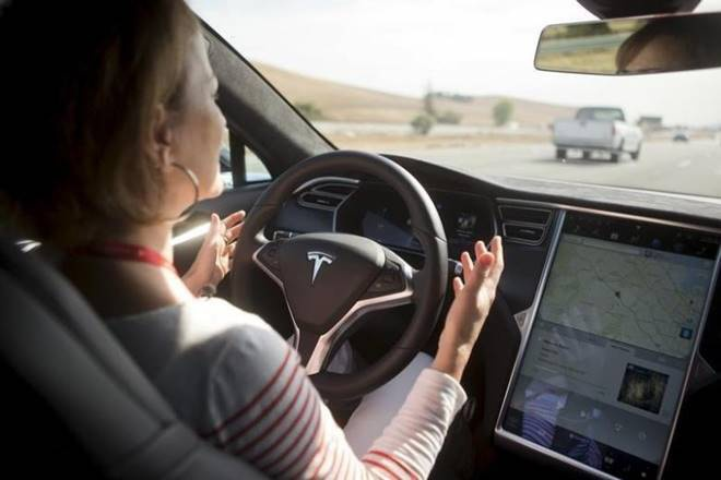 Tesla hop tac voi Samsung anh 1