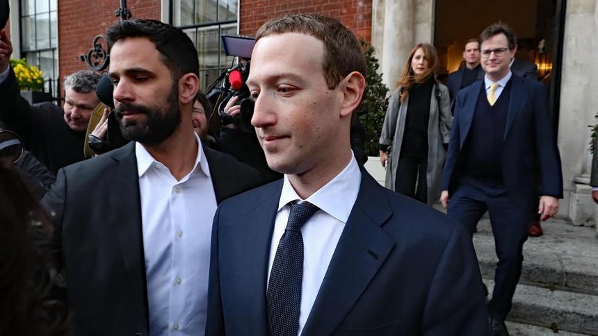 23, 4 trieu USD de bao ve Mark Zuckerberg anh 1