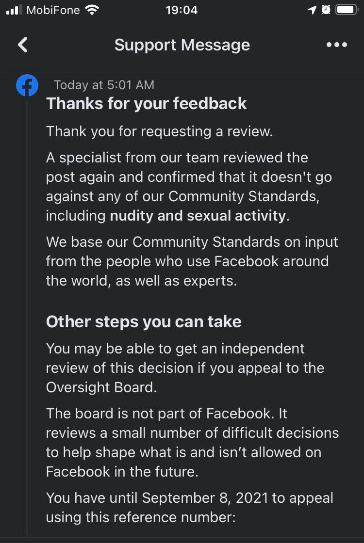 facebook cho phep trang au dam hoat dong anh 2