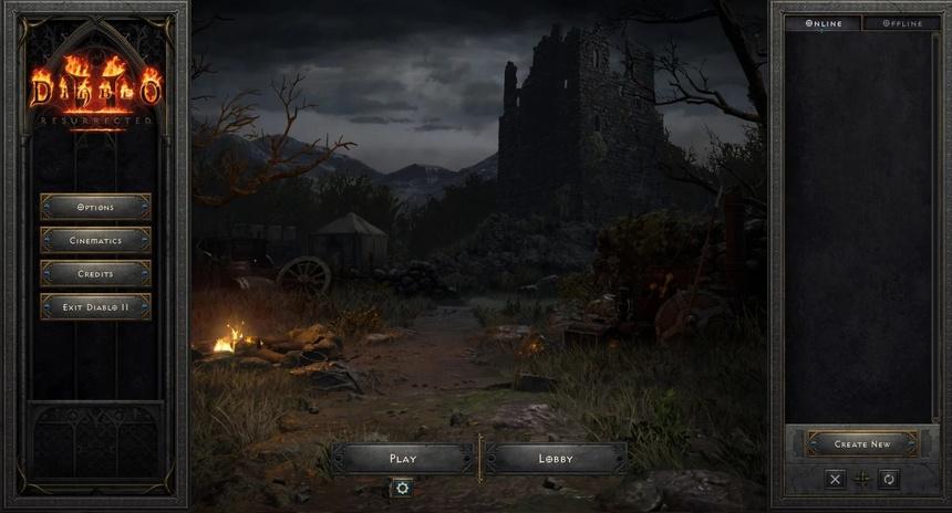 May chu Diablo II Resurrected bi sap, du lieu nguoi choi bien mat anh 1
