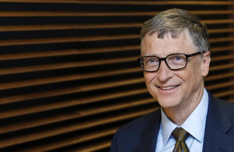 Bill Gates thich Android hon iPhone anh 1