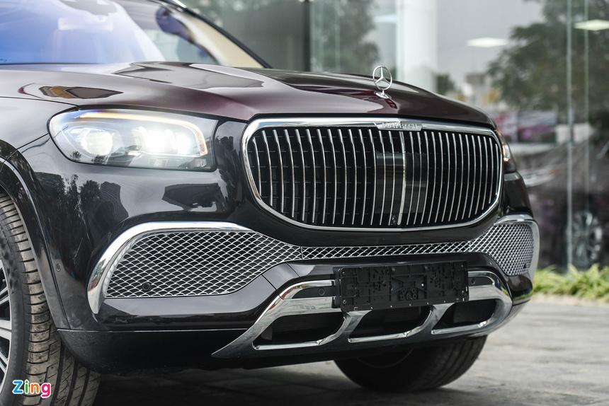 Mercedes-Maybach GLS 600 dau tien ve Viet Nam anh 2