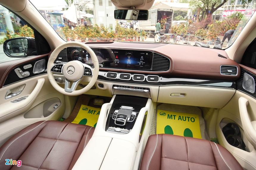 Mercedes-Maybach GLS 600 dau tien ve Viet Nam anh 13