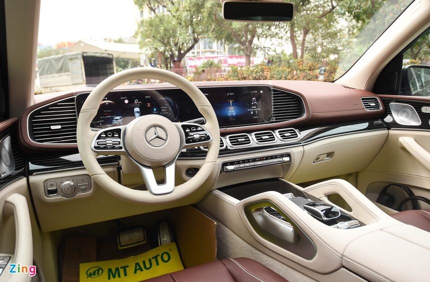Mercedes-Maybach GLS 600 dau tien ve Viet Nam anh 14
