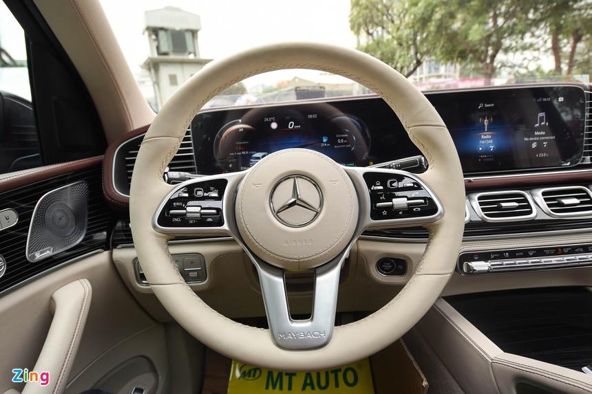 Mercedes-Maybach GLS 600 dau tien ve Viet Nam anh 16