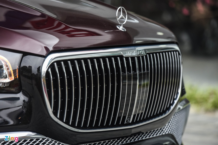 Mercedes-Maybach GLS 600 dau tien ve Viet Nam anh 5