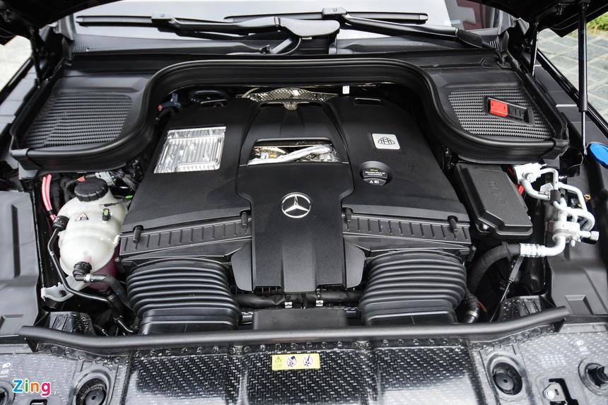 Mercedes-Maybach GLS 600 dau tien ve Viet Nam anh 20