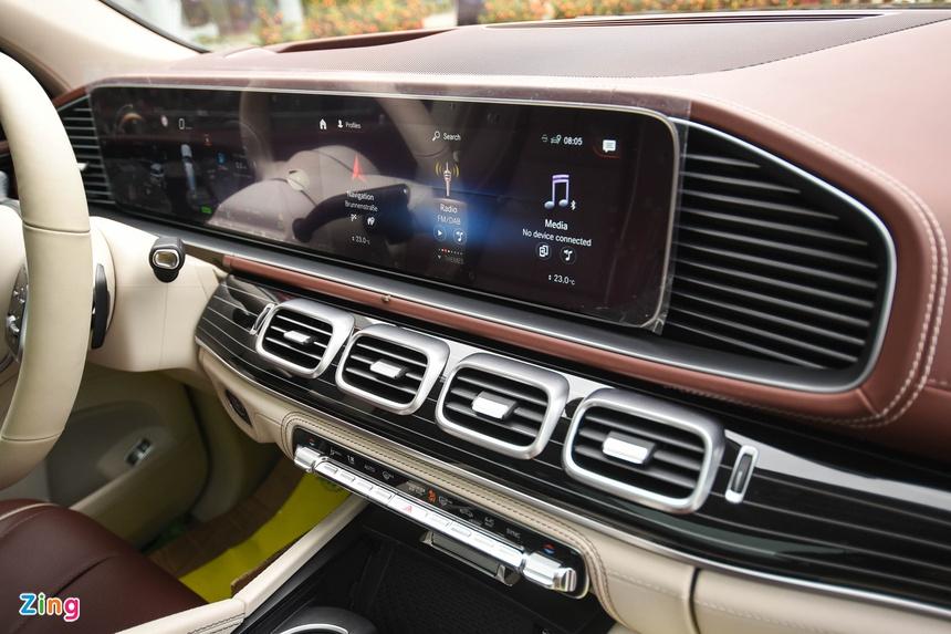 Mercedes-Maybach GLS 600 dau tien ve Viet Nam anh 15