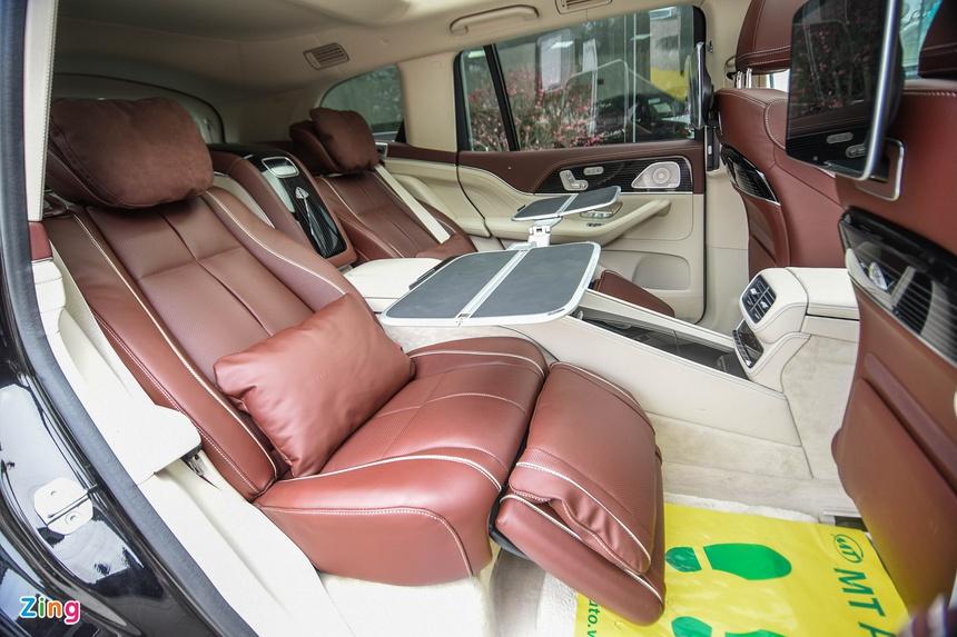 Mercedes-Maybach GLS 600 dau tien ve Viet Nam anh 19