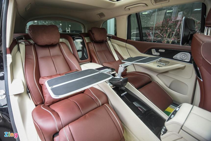 Mercedes-Maybach GLS 600 dau tien ve Viet Nam anh 18