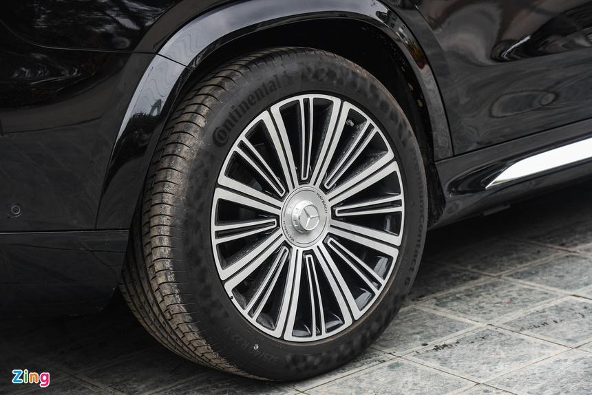 Mercedes-Maybach GLS 600 dau tien ve Viet Nam anh 11