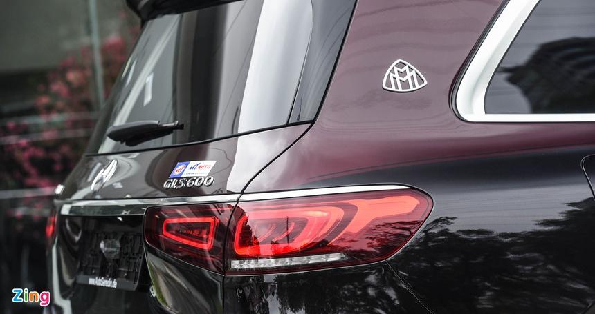 Mercedes-Maybach GLS 600 dau tien ve Viet Nam anh 7