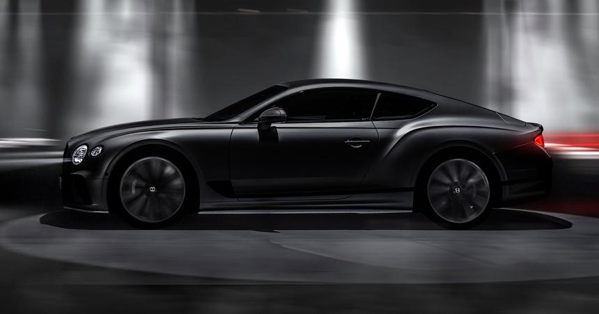 Bentley Continental GT Speed moi se ra mat vao ngay 23/3 anh 1