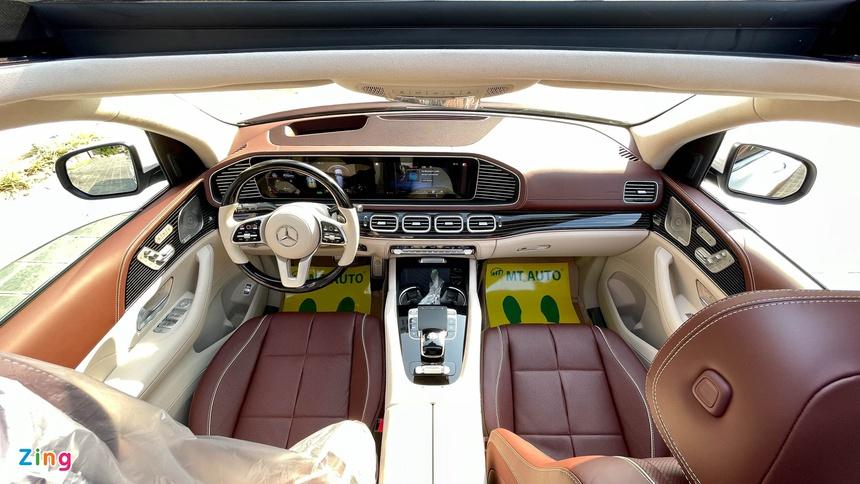 Range Rover va Mercedes-Maybach GLS anh 11