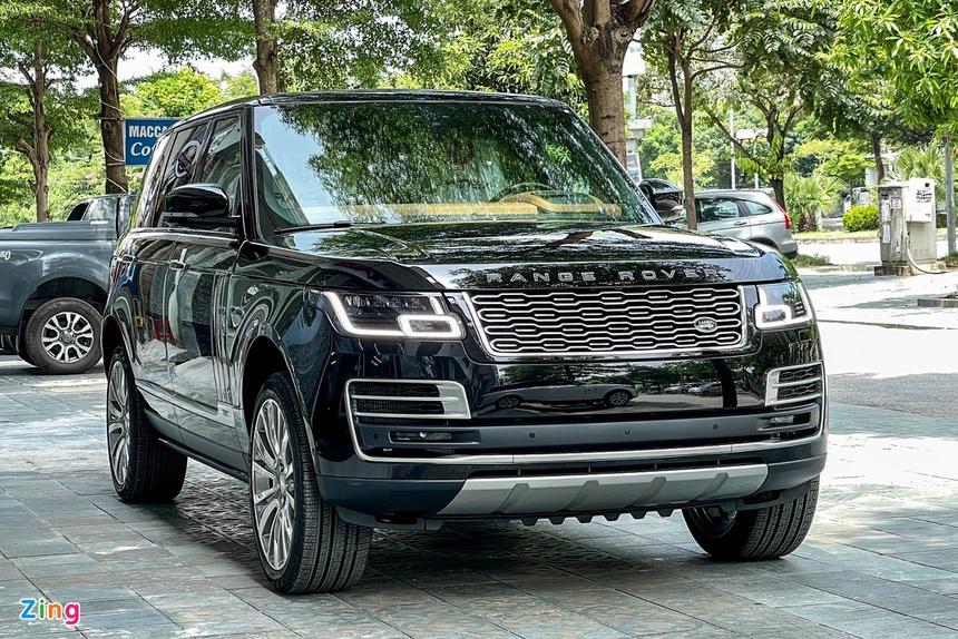 Range Rover va Mercedes-Maybach GLS anh 2