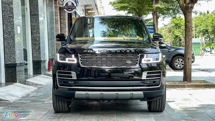 Range Rover va Mercedes-Maybach GLS anh 6