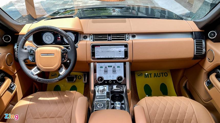 Range Rover va Mercedes-Maybach GLS anh 10