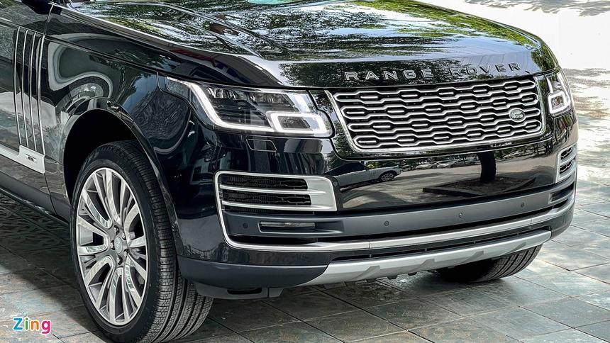 Range Rover va Mercedes-Maybach GLS anh 14
