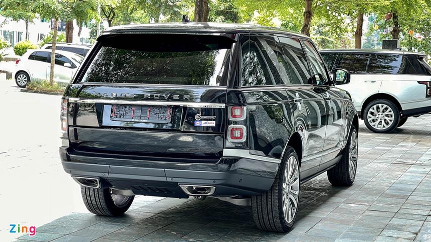 Range Rover va Mercedes-Maybach GLS anh 4